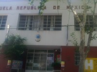 Escuela Rep. Mexico